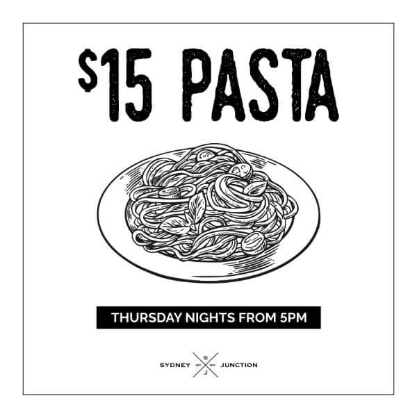 $15 Pasta