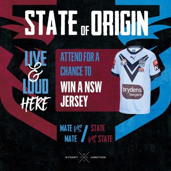 State of Origin jersey