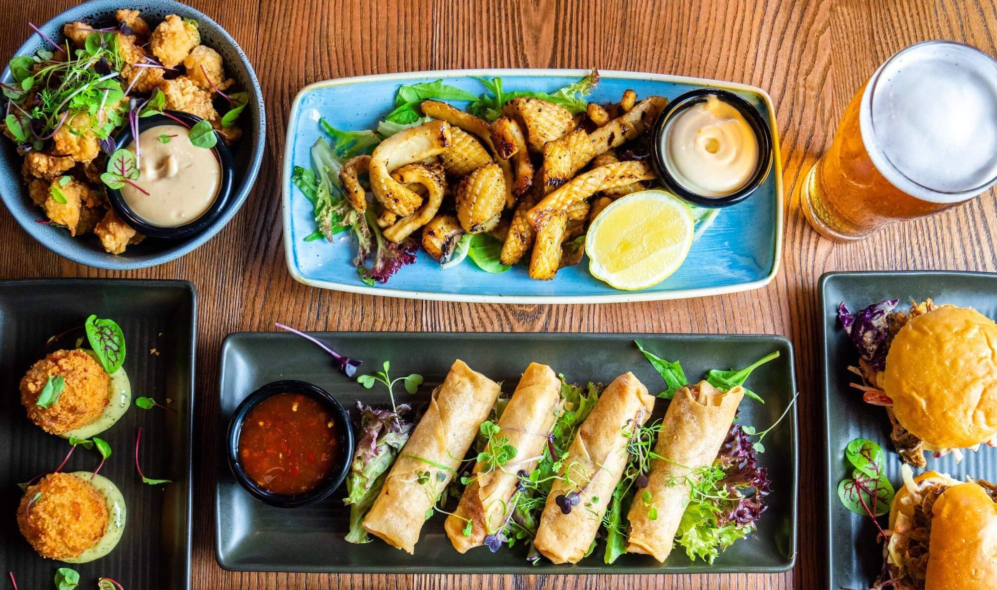Sydney Junction Hotel food